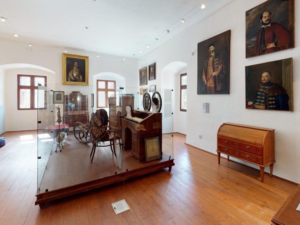 3D prehliadky Matejov-dom-Stredoslovenske-muzeum-Living-Room