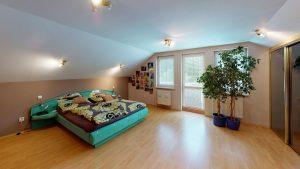 3D prehliadky Rodinny-vila-dom-Podkonice-Bedroom