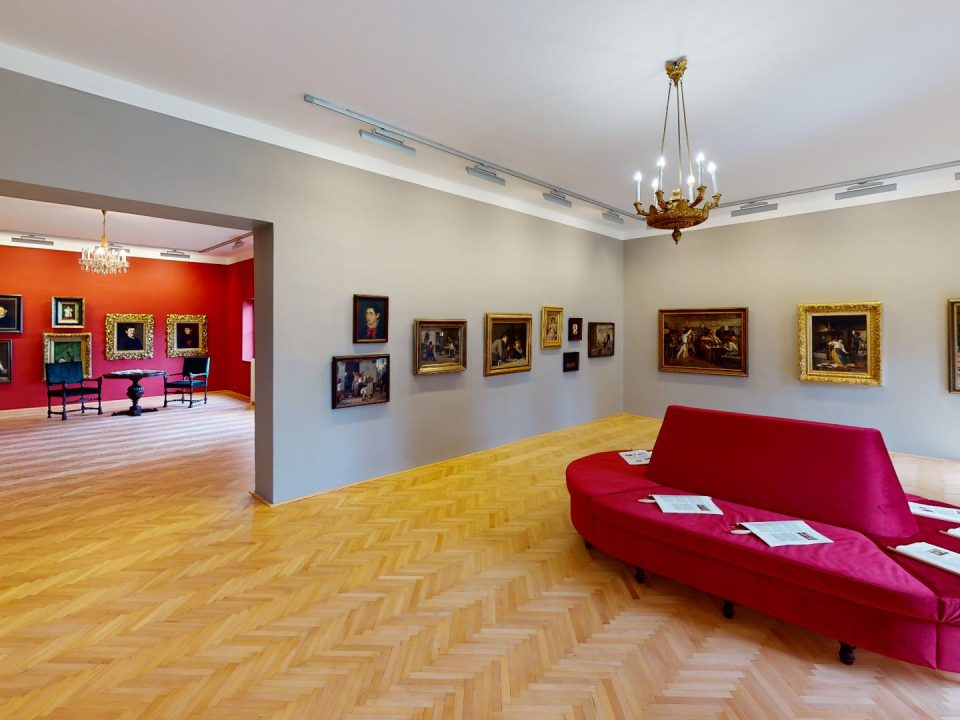 3D prehliadky Vila-Dominika-Skuteckeho-Stredoslovenska-galeria-Bedroom