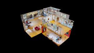 3D prehliadky Vila-Dominika-Skuteckeho-Stredoslovenska-galeria-Dollhouse-View